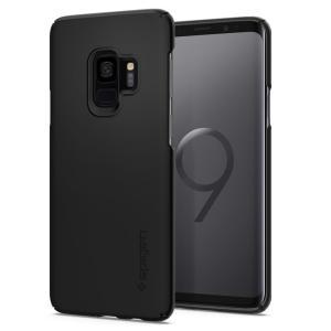Spigen Galaxy S9 Case Thin Fit (Black)