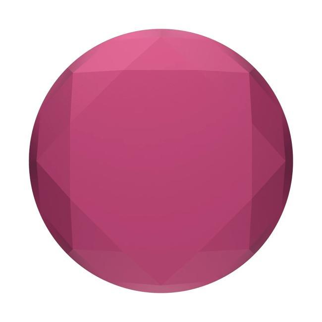 Popsockets Metalic Diamond Plum Berry