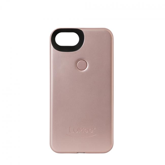 LuMee Two for iPhone 7 (Rose)