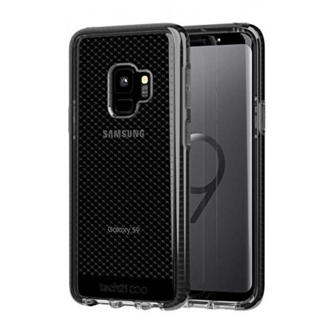 Tech21 Evo Check for Galaxy S9 (Smokey/Black)