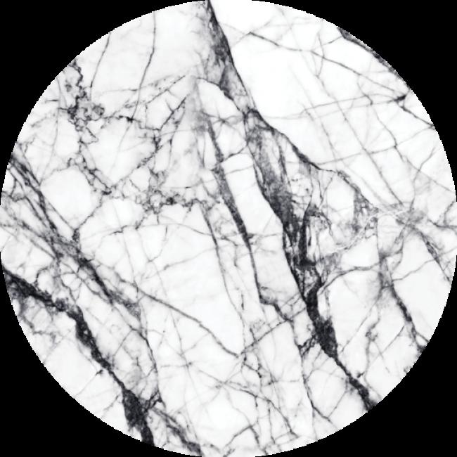 Nuckees Original Generic Grips (White Marble)