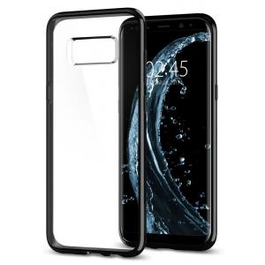 Spigen Ultra Hybrid for Galaxy S8 (Jet Black)