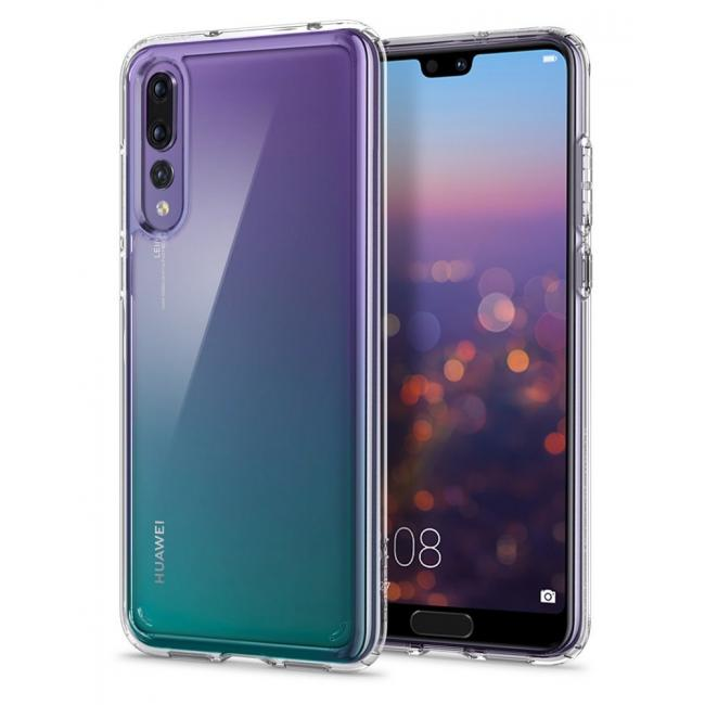 Spigen Ultra Hybrid Case for Huawei P20 Pro (Crystal Clear)
