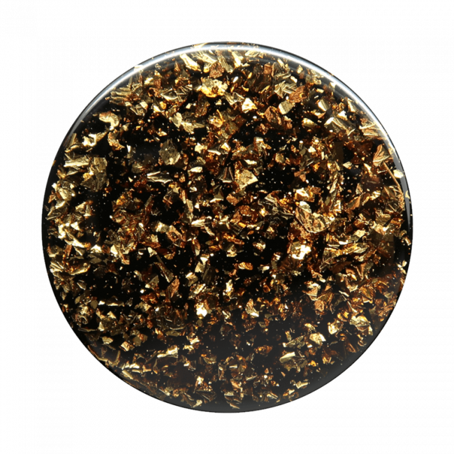 Popsockets Swappable Foil Confetti (Gold)