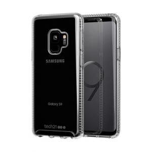 Tech21 Pure Clear for Samsung S9 (Clear)