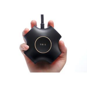 Trix Universal 5V/4.2A UK Plug (Black)
