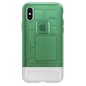 Spigen Classic C1 Case for iPhone X (Sage)