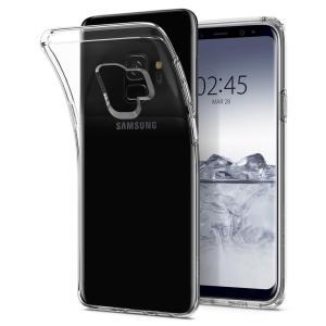 Spigen Galaxy S9 Case (Liquid Crystal Clear)