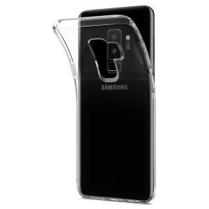 Spigen Galaxy S9 Plus Case (Liquid Crystal Clear)