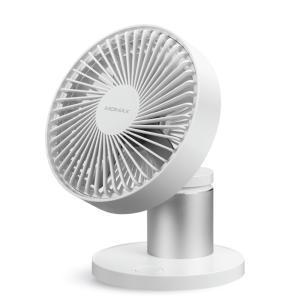 Momax iFan5 Desktop Fan (White)