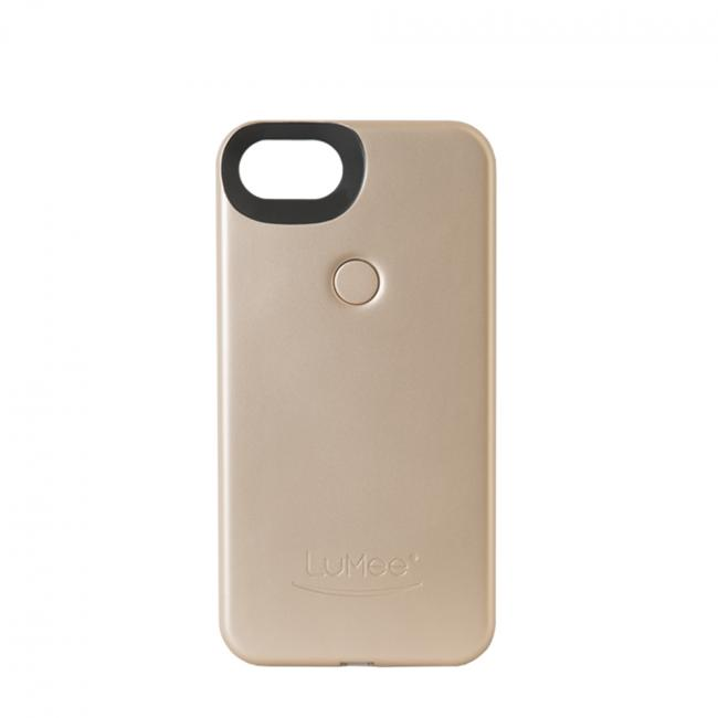 LuMee Light for iPhone 7 (Gold)