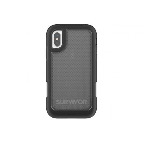 Griffin Survivor Extreme for iPhone X (Black Tint)