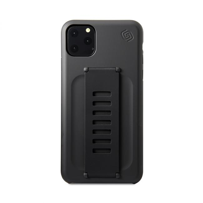 Grip2u SLIM Case for iPhone 11 Pro Max (Charcoal)