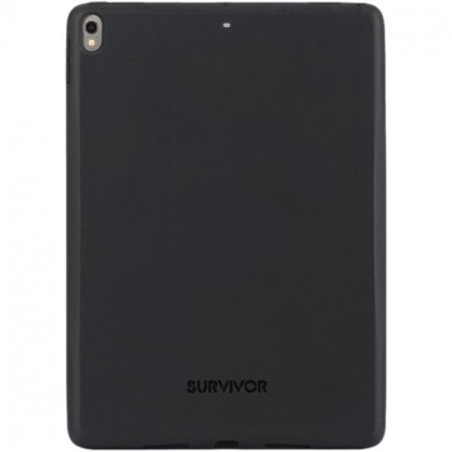 Griffin Survivor Hard Shell Slim Case iPad Pro 10.5 Black