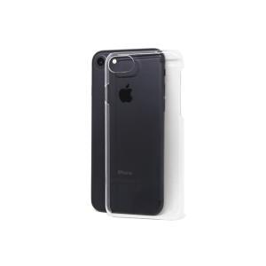 Cavaraty Crystal Hard for iPhone 8/7 (Clear)