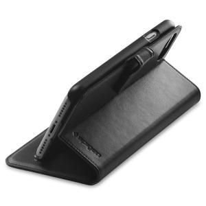 Spigen iPhone 7 Wallet S Kickstand Case (Black)