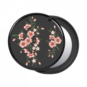 Popsockets Swappable Mirror (Pink Blossom)