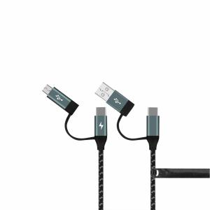 Momax One Link 4 in 1 Type C PD Cable 1.2m