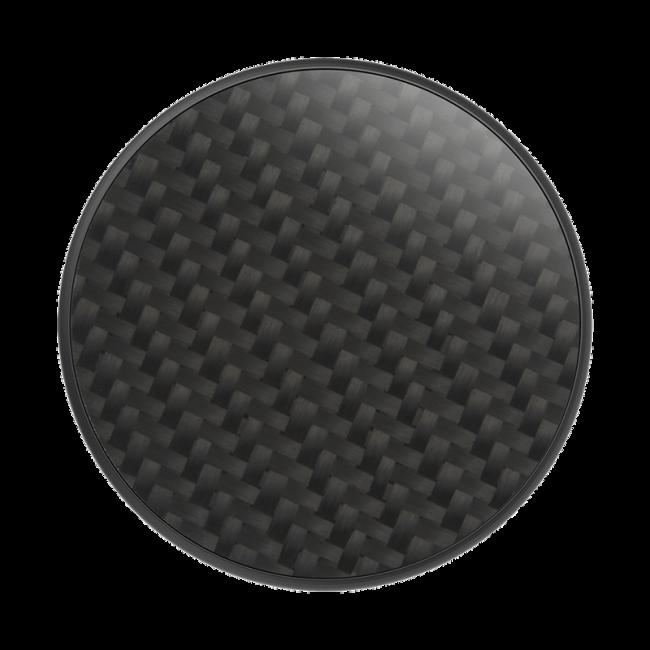 Popsockets Swappable Genuine Carbon Fiber (Black)