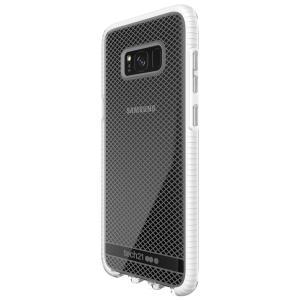 Tech21 Evo Check for Galaxy S8 Plus (Clear/White)