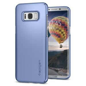 Spigen Thin Fit for Galaxy S8  (Blue Coral)