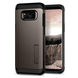 Spigen Tough Armor Case Gunmetal For Galaxy S8
