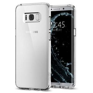 Spigen Ultra Hybrid for Galaxy S8 Plus (Crystal Clear)