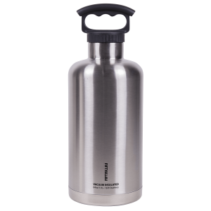 Fifty Fifty Vacuum Insulated Tank Growler 1.9L Stainless Steel