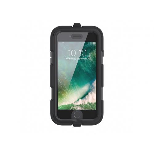 Griffin Survivor All Terrain for iPhone 7 (Black/Black)
