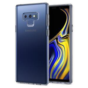 Spigen Galaxy Note 9 Case Liquid Crystal Clear