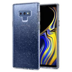 Spigen Galaxy Note 9 Case Liquid Crystal Glitter (Crystal Quartz)
