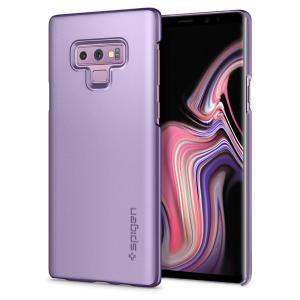 Spigen Galaxy Note 9 Case Thin Fit (Lavender)