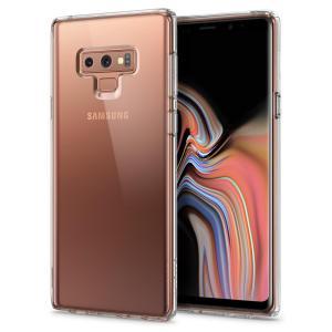 Spigen Galaxy Note 9 Case Ultra Hybrid Crystal Clear