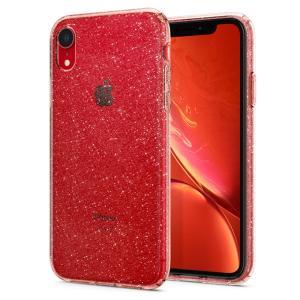 Spigen Liquid Crystal Glitter Case for iPhone XR (Rose Quartz)