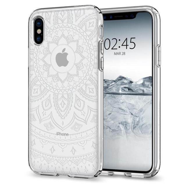 Spigen Liquid Crystal Shine for iPhone X