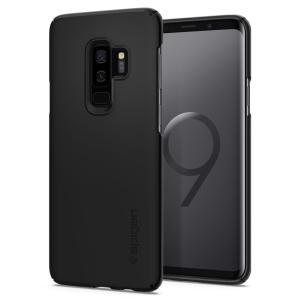 Spigen Galaxy S9 Plus Case Thin Fit (Black)