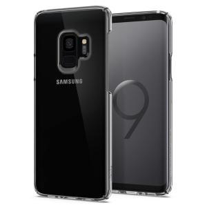 Spigen Galaxy S9 Case Thin Fit (Crystal Clear)