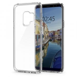 Spigen Galaxy S9 Case Ultra Hybrid (Crystal Clear)