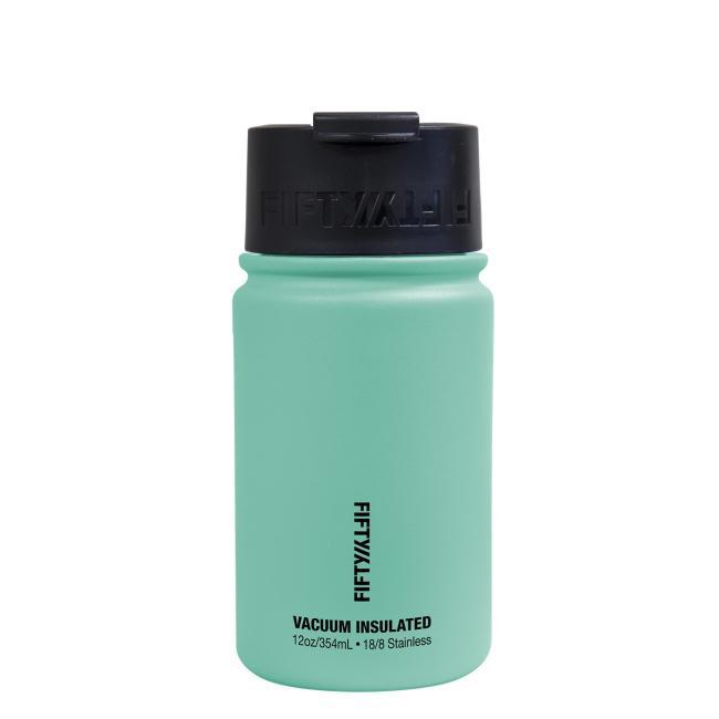 Fifty Fifty Vacuum Insulated Bottle 354ML Aqua
