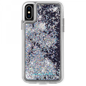 Case-Mate Waterfall for Apple iPhone XS Max (Iridescent)