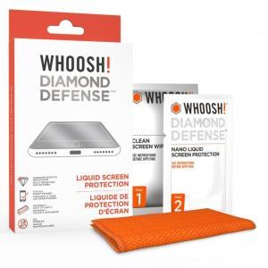 Whoosh Diamond Defense Liquid Screen Protection