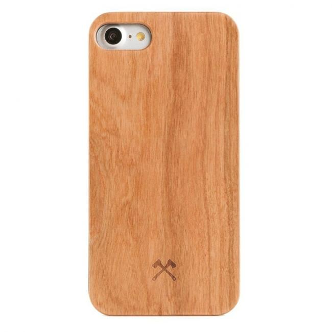 EcoCase Wooden for Apple iPhone 7 (Cherry Black)
