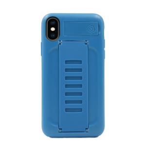 Grip2ü BOOST with Kickstand iPhone XS (Rocket Blue)
