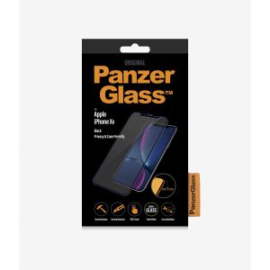 PanzerGlass for iPhone XR/11 (Privacy)