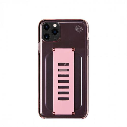Grip2u Slim Case for iPhone 11 Pro (Neon Pink)