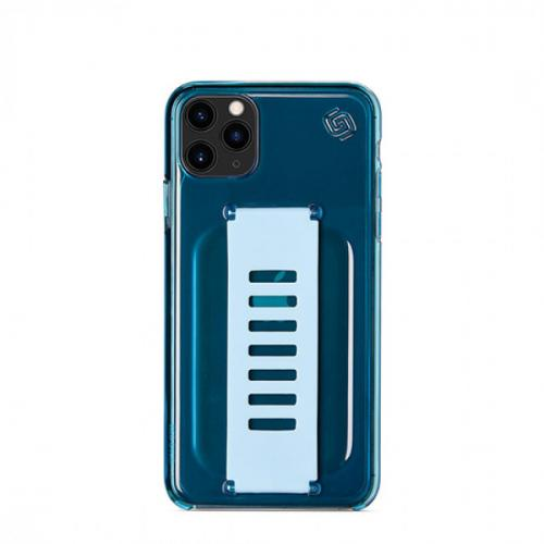 Grip2u Slim Case for iPhone 11 Pro ( Neon Blue)