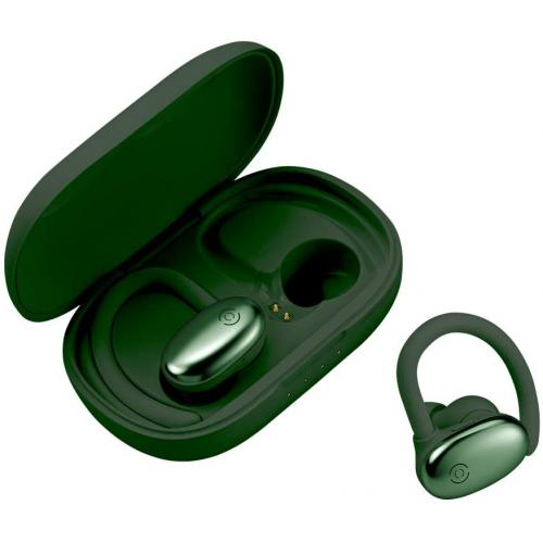PILLS Sport True wireless Bluetooth earbuds Green