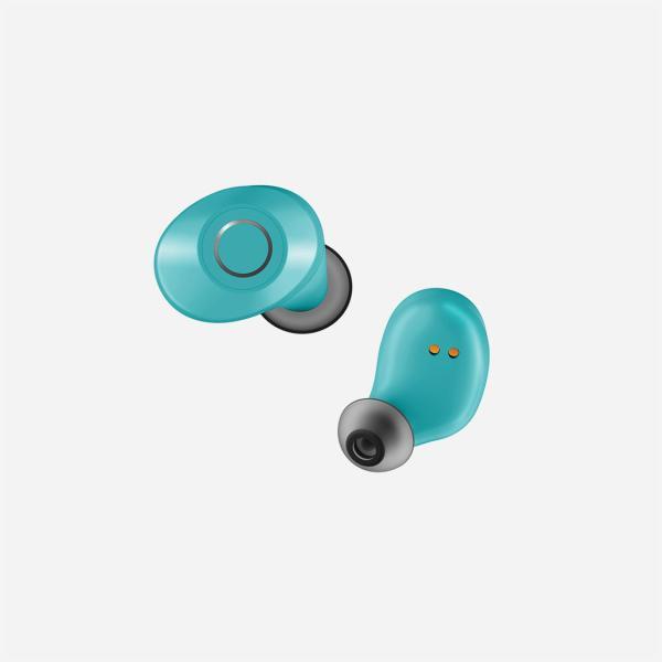 PILLS TWS Bluetooth earbuds Blue