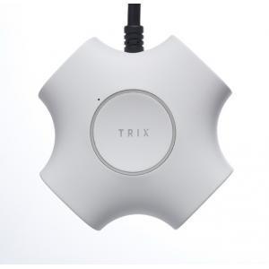 TRIX Universal 5V/4.2A UK Plug (White)
