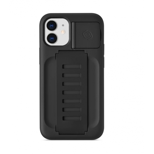 "Grip2u Boost Case with Kickstand for iPhone 2020 5.4"" (Charcoal)"